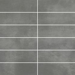 MOZAIKA CIĘTA TECNIQ GRAFIT K.4,8X14,8 POLPOLER 29,8X29,8