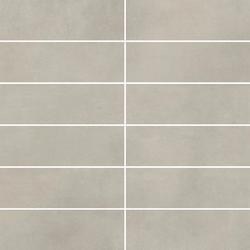 MOZAIKA CIĘTA TECNIQ GRYS K.4,8X14,8 POLPOLER 29,8X29,8