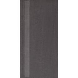 STOPNICA PROSTA DOBLO NERO MAT. 29,8X59,8 (1,43)