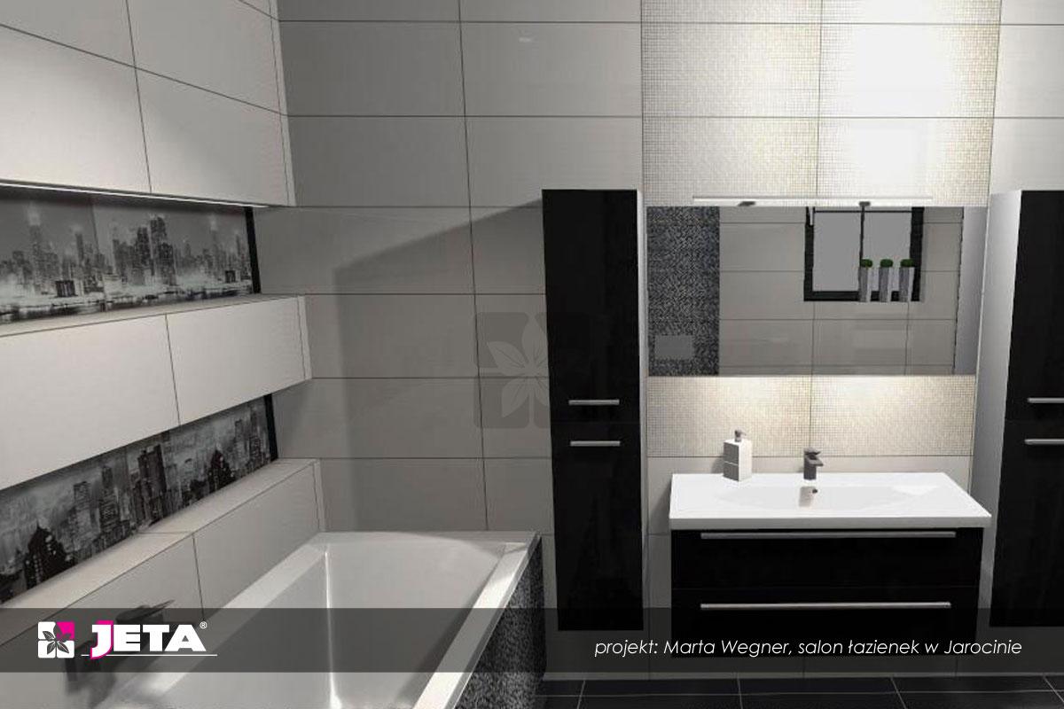 łazienka w domu wielopokoleniowym