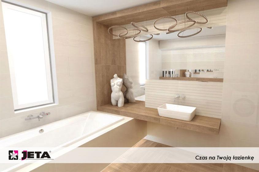 łazienka z fantazją