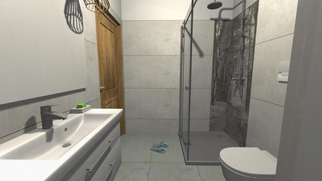 brodziki prysznicowe