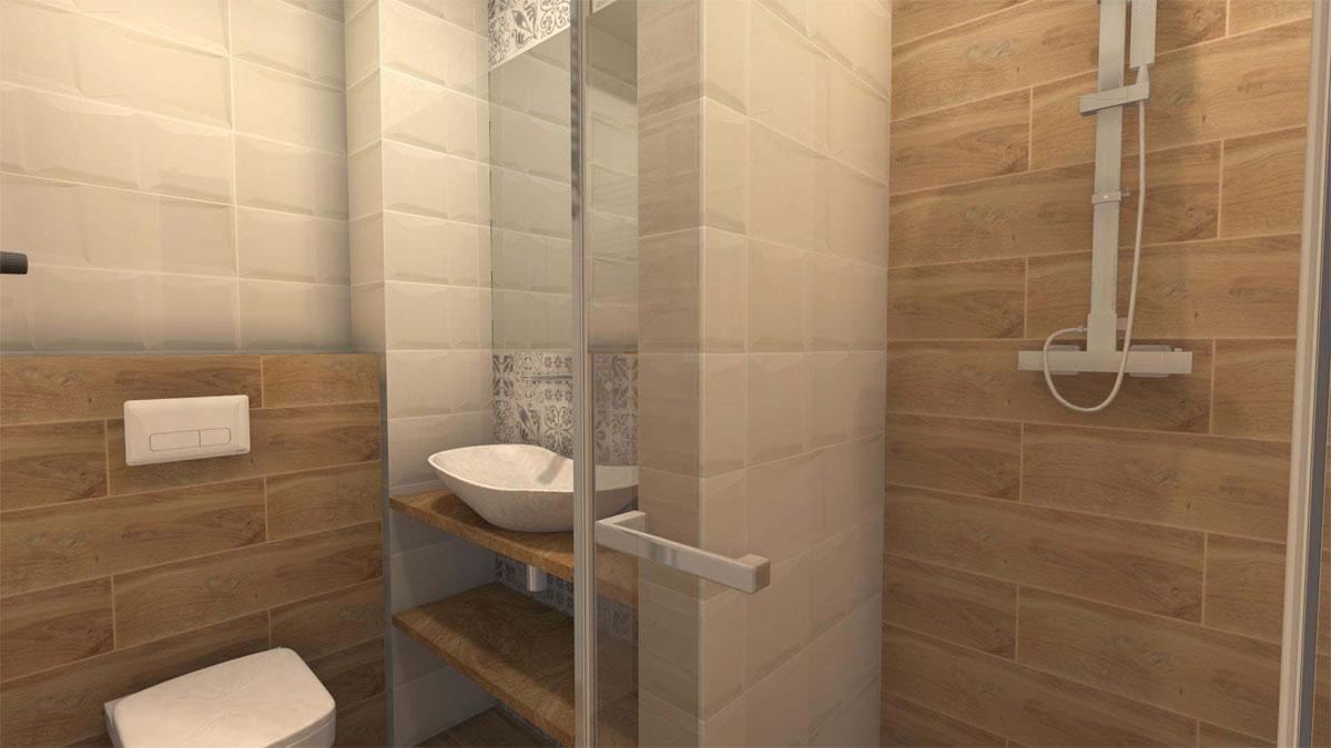 Dwie łazienki W Domu Jednorodzinnym Jaki Pomysł Jeta