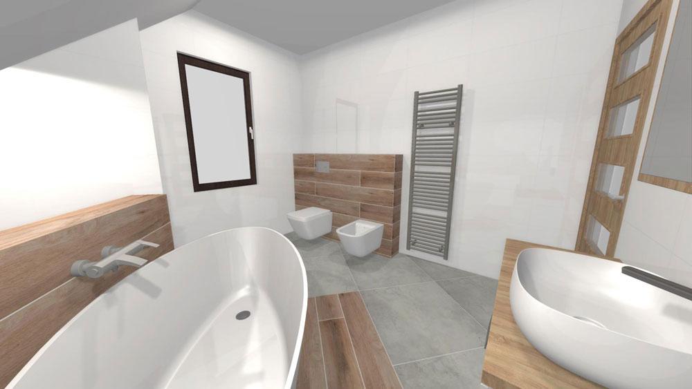 Mała łazienka Na Poddaszu I Nietuzinkowe Rozwiązania