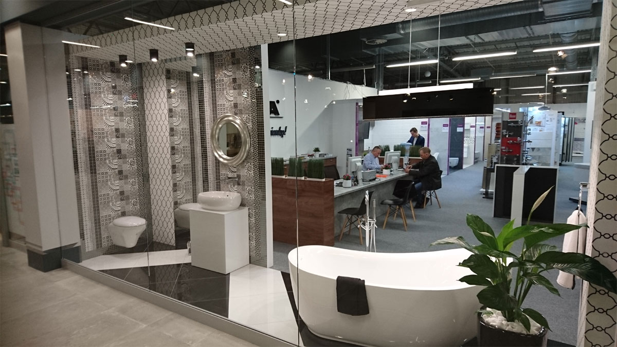 Poznań salon łazienek