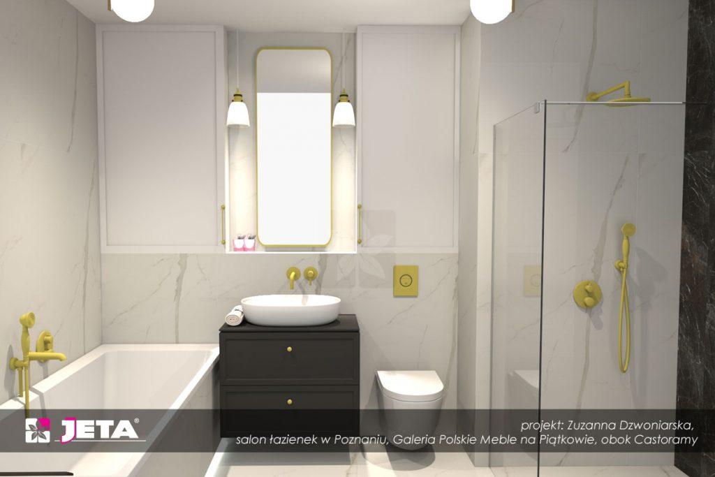 łazienka 6 m2