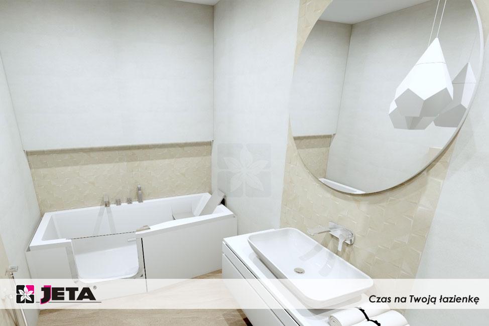 łazienka dopasowana do niepełnosprawności