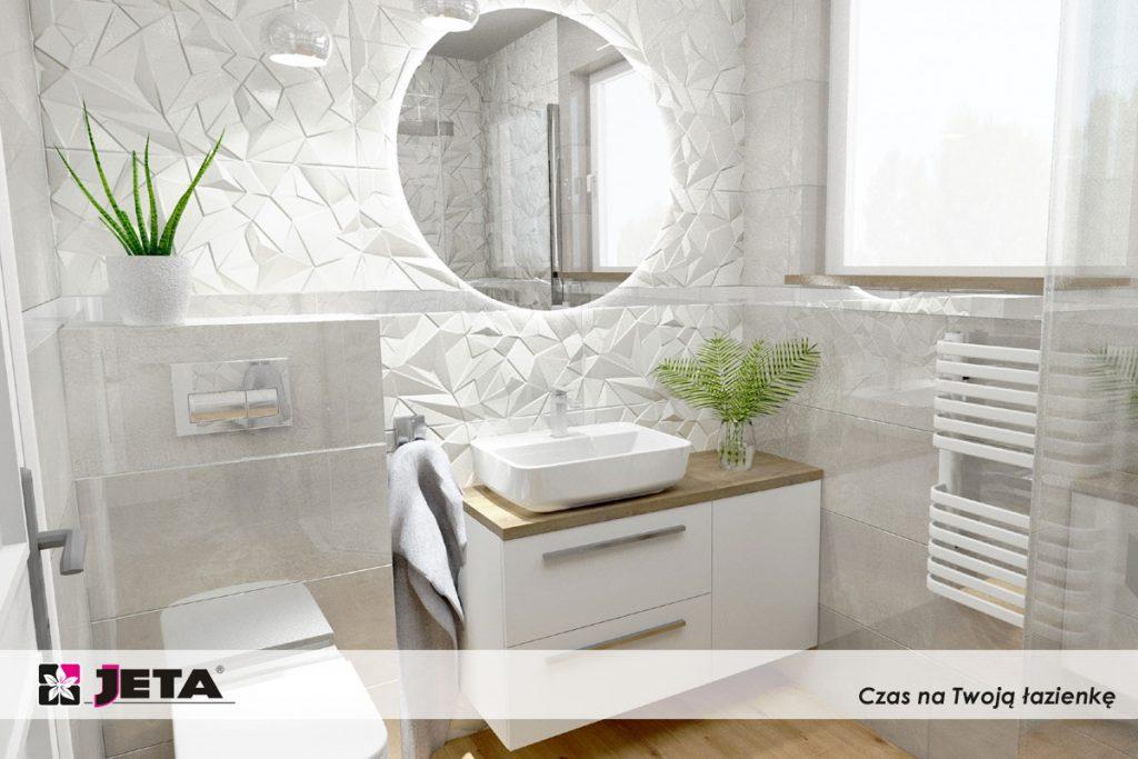 umywalka w łazience, enzo elita meble