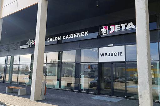 Salon łazienek w Warszawie