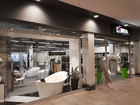 Salon łazienek w Poznaniu