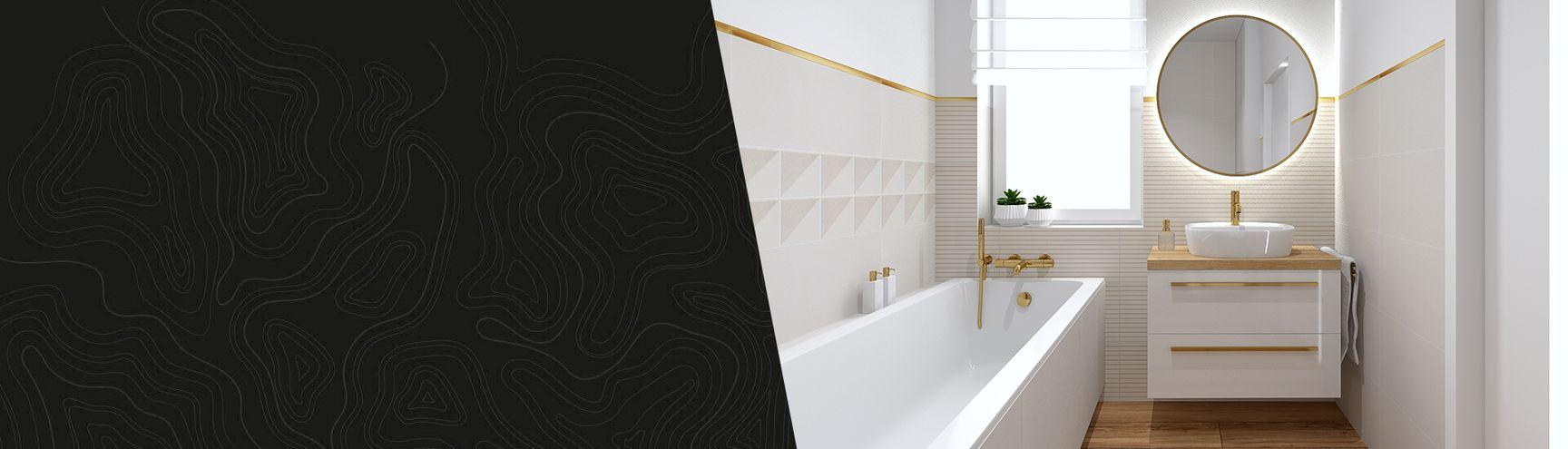 Zamów projekt łazienki